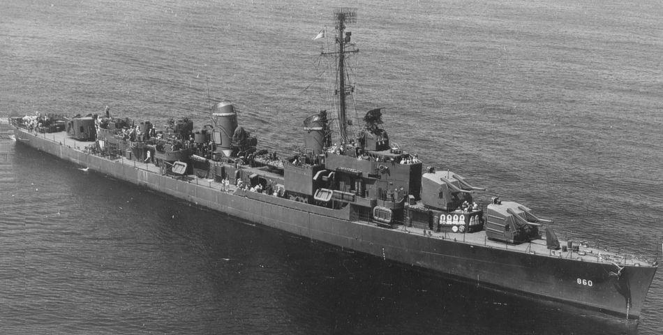 USS McCaffery