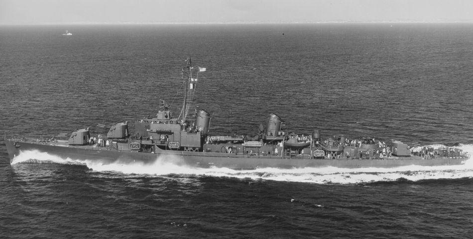 USS Harwood
