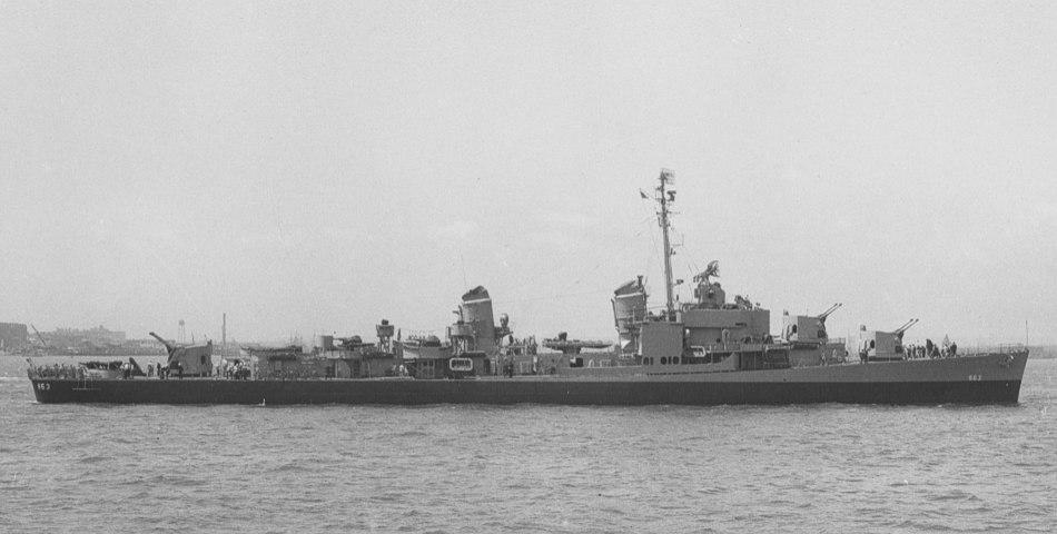 USS Steinaker