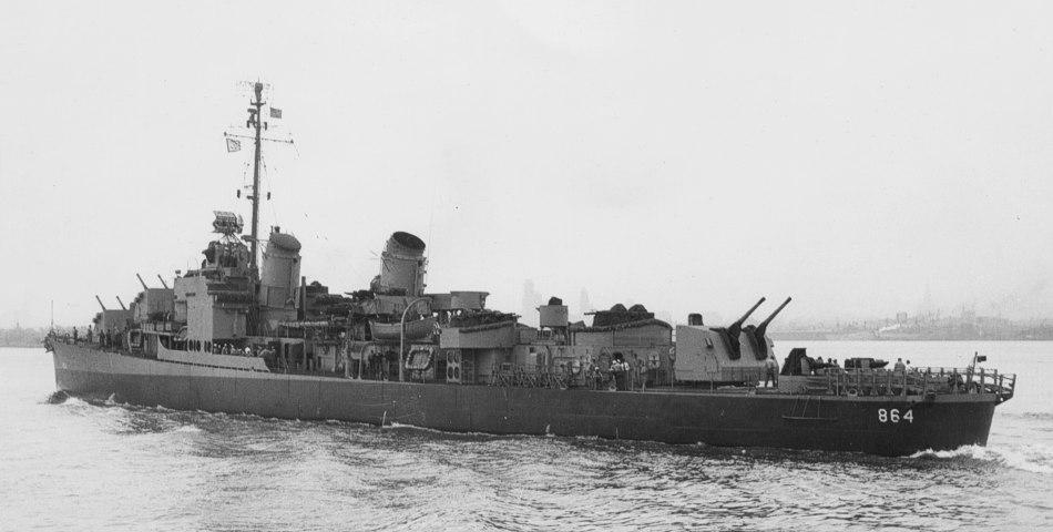 USS Harold J. Ellison