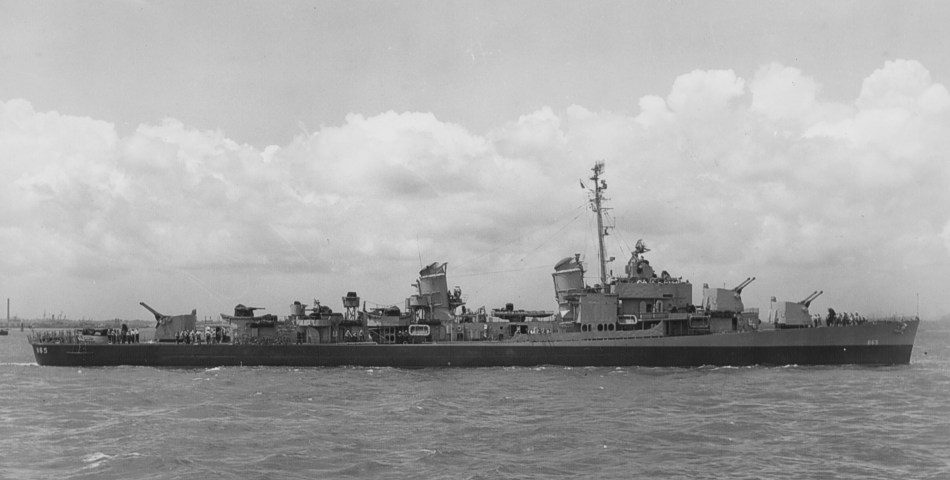 USS Charles R. Ware