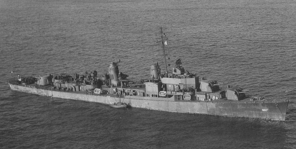 USS Stribling