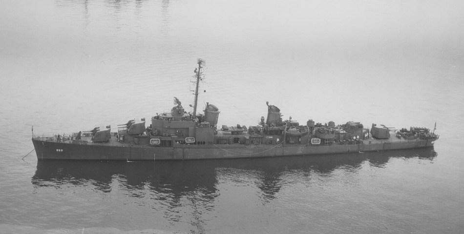 USS Arnold J. Isbell