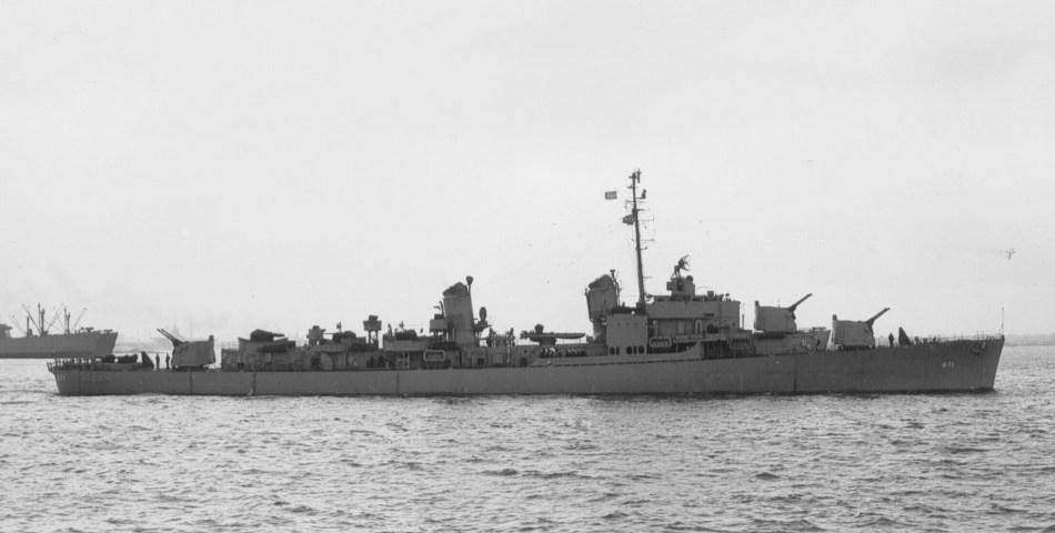USS Damato