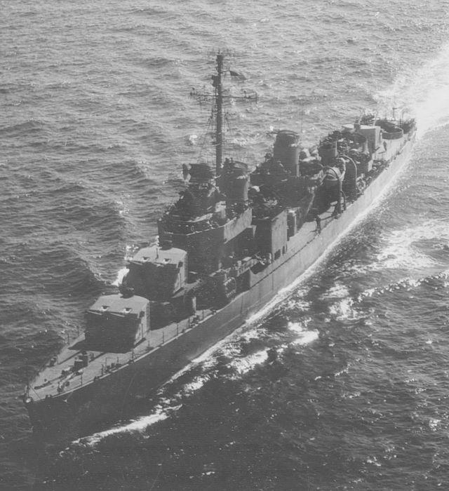 USS Forrest Royal