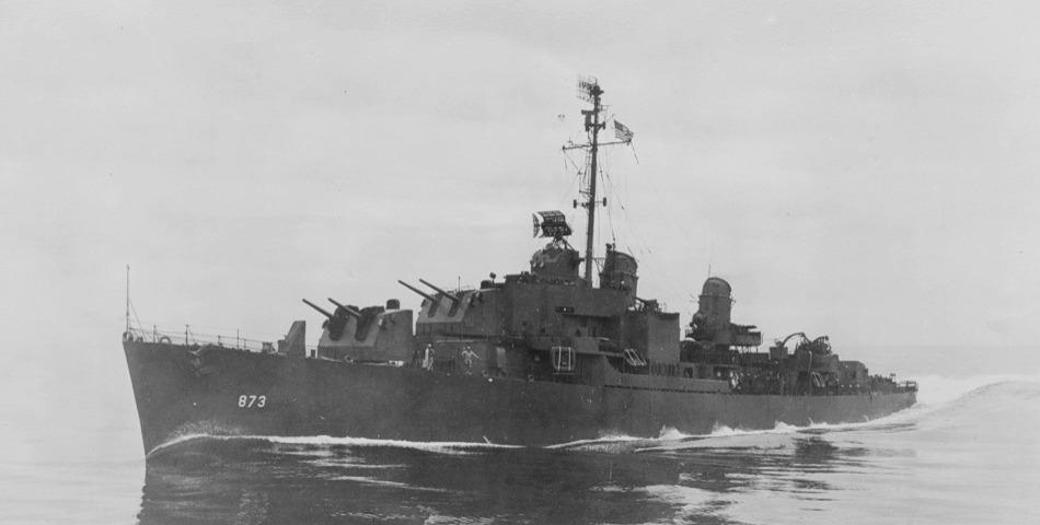 USS Hawkins