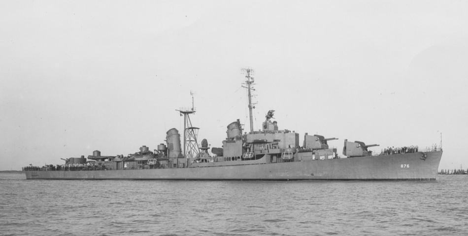 USS Rogers
