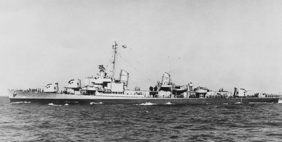 USS Dyess