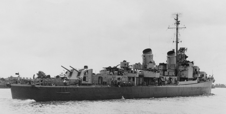 USS Bordelon