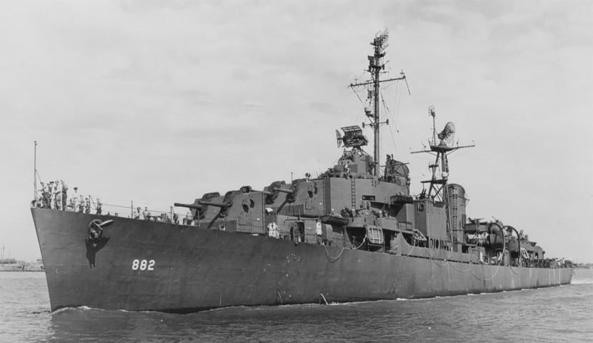 USS Furse