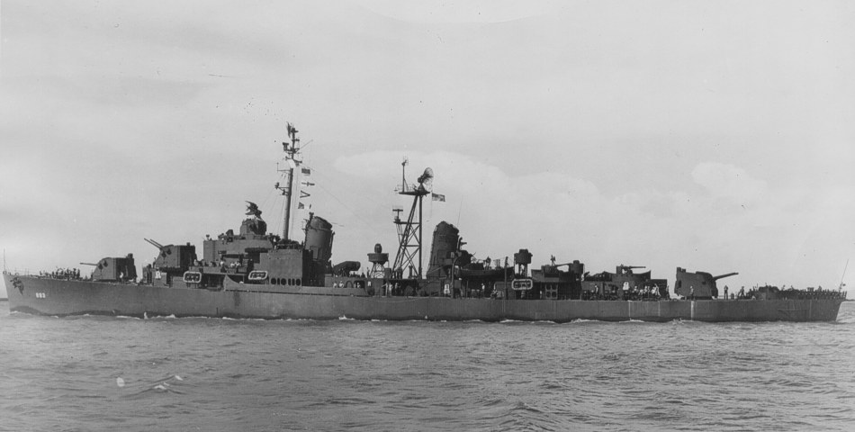 USS Newman K. Perry