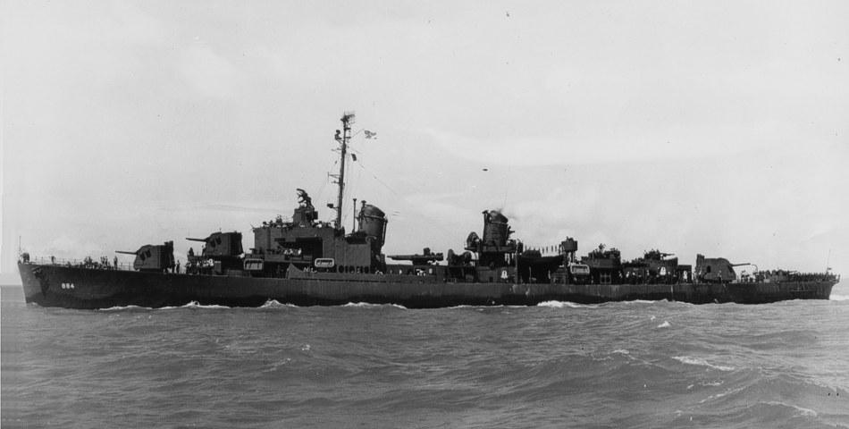 USS Floyd B. Parks