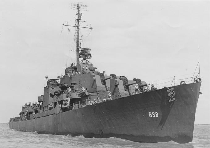 USS Stickell