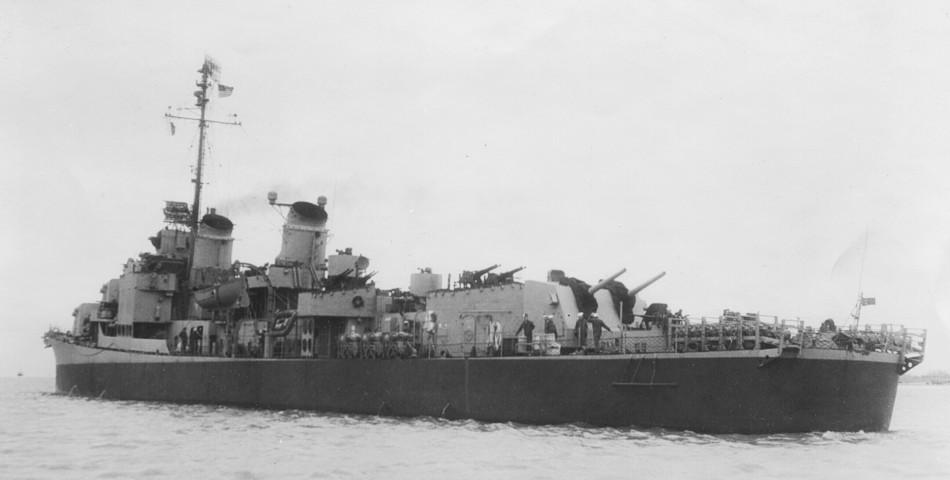 USS O'Hare