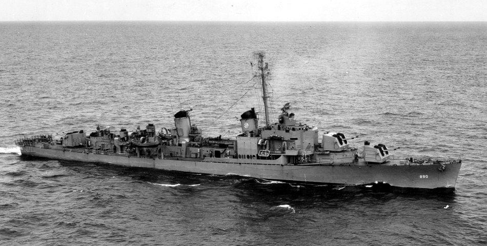 USS Meredith