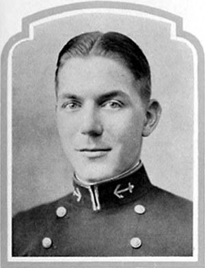 Commander Harry F. Bauer