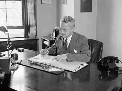 Congressman J. William Ditter